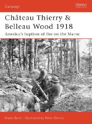 Chateau Thierry & Belleau Wood 1918 By Bonk, David/ Dennis, Peter (ILT)